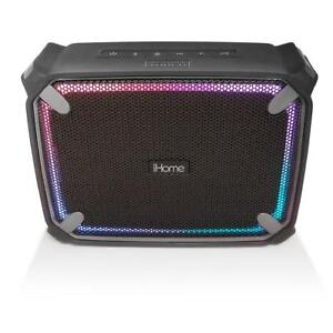 iHome iBT372 Weather Tough Portable Rechargeable Bluetooth Speak