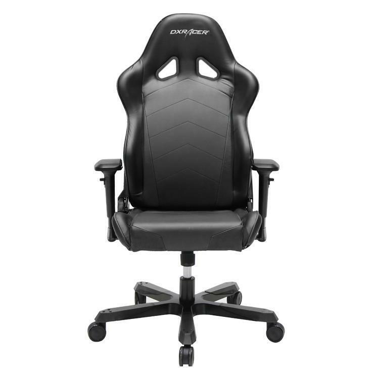 DXRacer OH/TS29/N Black Tank Series Gaming Chair