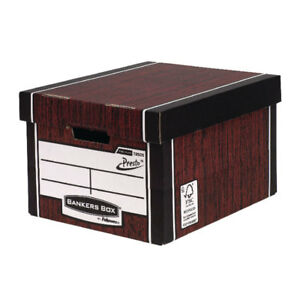 Used Bankers Box's only $1 each