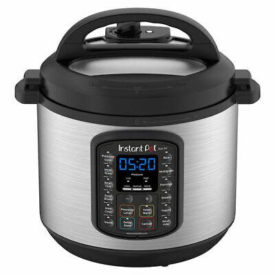 Instant Pot Duo 6 SV 5.7L Multi-Use Pressure Cooker   N79