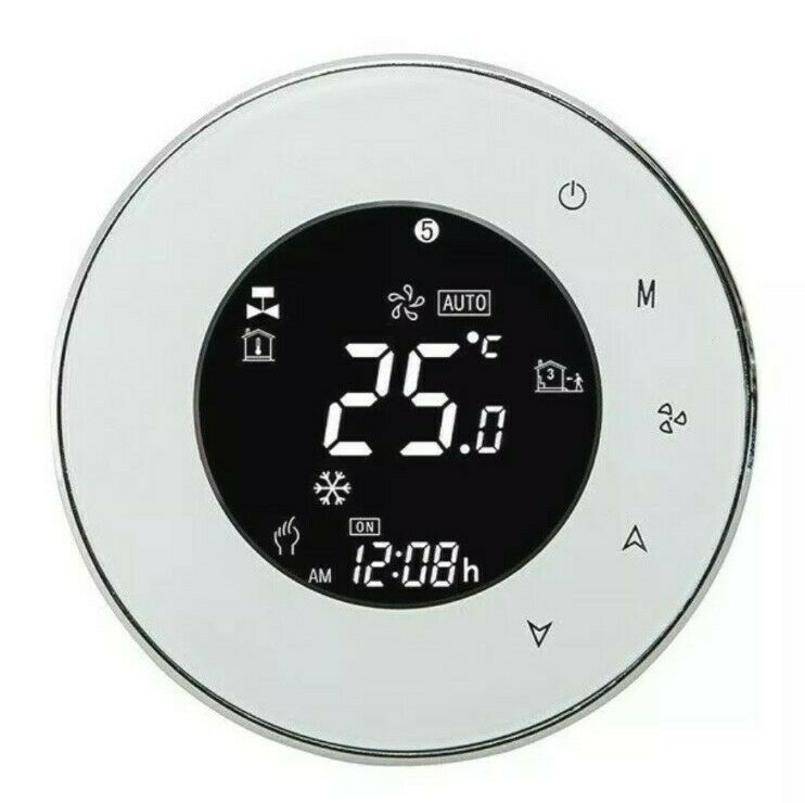 Smart WiFi Touch Temperature Controller Wireless Room Thermostat
