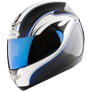 Reevu MSX1 Small - the helmet with a rear view mirror!