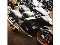 2004 CBR1100 Honda Blackbird Ltd edition