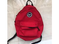 Red Hype Backpack - Very Good Condition