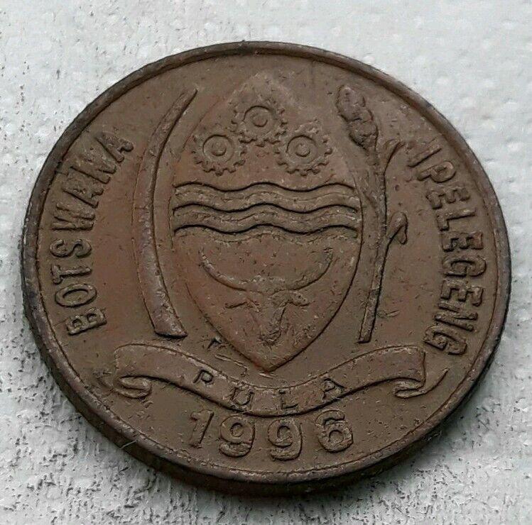 BOTSWANA    5   THEBE   1996  África