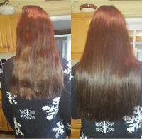 Rallonge cheveux rive sud