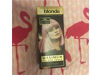 Pink Maximum Colour Toner