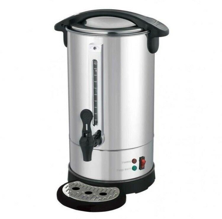 BRAND NEW Stainless Steel 8L Hot Water Boiler Commercial Catering ...