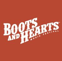 Boots and Hearts 2 Weekend Passes + Parking