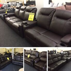 Recliner Sofa suites sets