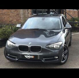 BMW 1 Series 1.6 116i 3dr Sport Hatchback