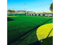 Casual 5-a-side at Powerleague Central    Every Wednesday 8.30pm