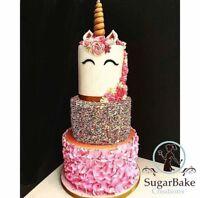 Custom Cakes and Desserts