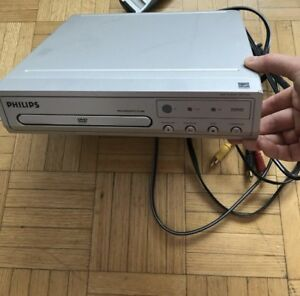 Philips DVD with remote