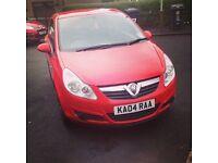 Vauxhall corsa quick sale!