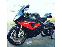 Bmw s1000rr 2012 fully loaded