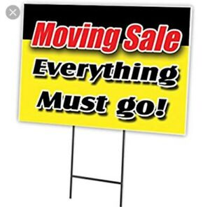MEGA MOVING SALE