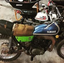 1977 Yamaha dt100 matching numbers Loxford Cessnock Area Preview