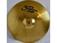 "Paiste 302 Plus 18"" Crash/Ride Cymbal"