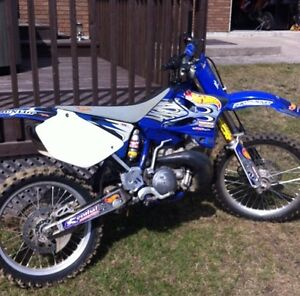 Yz 250 great shape!