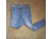 River island blue jeans