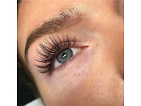 EYELASH EXTENSIONS & HD BROWS