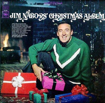 Jim Nabors Christmas Album   Vinyl Record W Cd Transfer