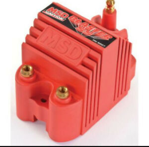 MSD Ignition coils  SS blaster