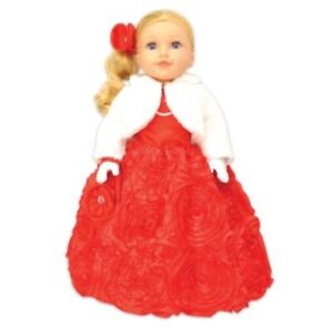 """NEWBERRY 18"""" DOLL HOLLY BRAND NEW IN BOXES"""
