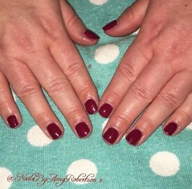 Gel nails - models required *****