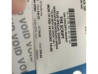 The script ticket