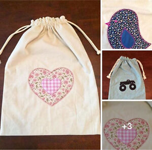 Personalised with child's name - Library Bags- Pick Up Medowie Medowie Port Stephens Area Preview
