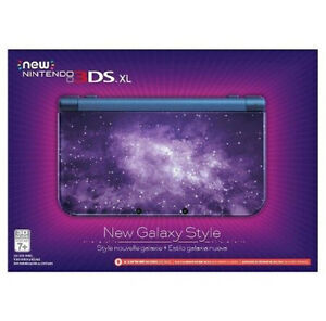 Brand New Nintendo 3DS XL Galaxy Edition! **RETAIL PRICE**