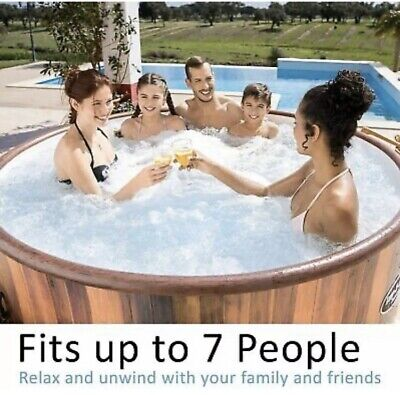 ☀️ HELSINKI❄️Lay-Z Spa 7pers HOT TUB BRNAND NEW 📦 TRUSTED SELLER 💯PLEASE READ