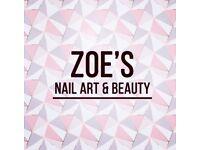 Zoe's Nail Art - Mobile services