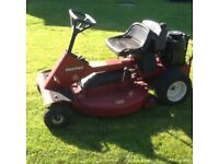 Snapper ride on lawnmower