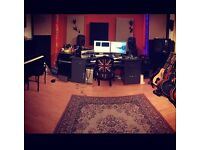 Soundproof Recording Studio/Writing Space in Battersea (6pm Friday - 10am Monday) 24-7 access