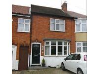 2-3 bedroom property in heart of Oadby