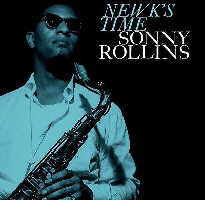 SONNY ROLLINS - NEWK'S TIME Reissue (140g Audiophile LP   VINYL)