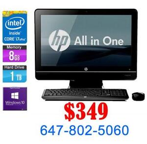 HP PC - All-in-One  Core i7