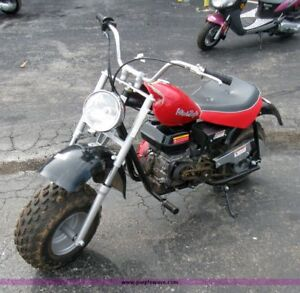 Baja MB165 Trade for motorcycle