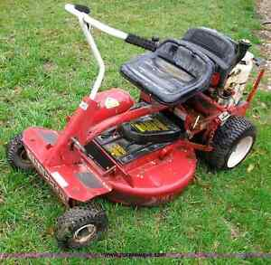 Wanted small riding mower