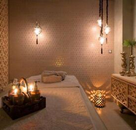Amazing Russian massage