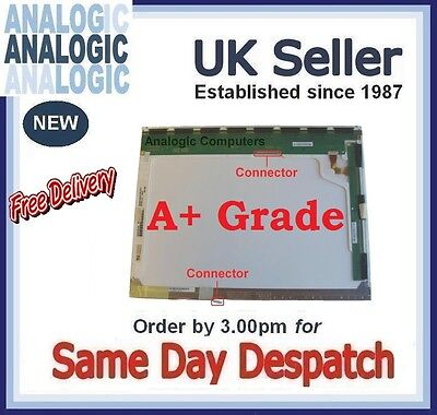 "HP Compaq NC6320 15"" Laptop Screen 1024 x 768 UK Supply"