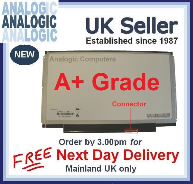 """BRAND 13.3"""" LCD SCREEN FOR ASUS UL30J GLOSSY"""