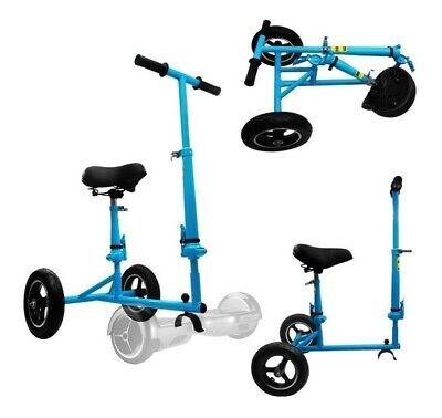 silla para patines electricos con diámetro central de 6 - 7.5 cm.