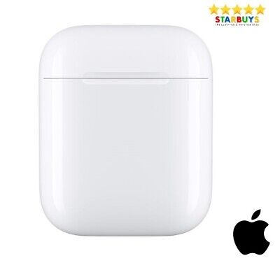 Genuine Original Apple Airpods Replacement Charging Case - Case Only