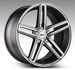 "(Commodore and BMW 3) iCon Voxx 19"" Wheel + 19"" Tyre Package Mitcham Whitehorse Area Preview"