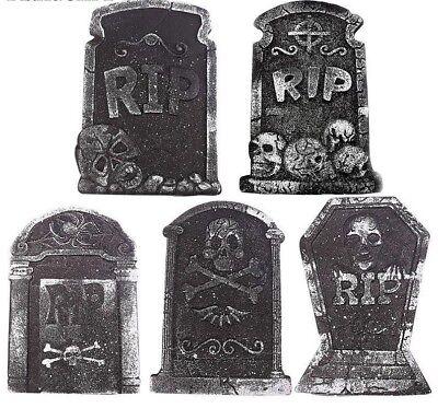 Halloween Decoration Mini Horrible Grave Creative Foam Tombstone Yard Supplies](Tombstone Decoration)