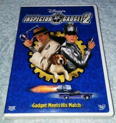 Inspector Gadget 2 DVD